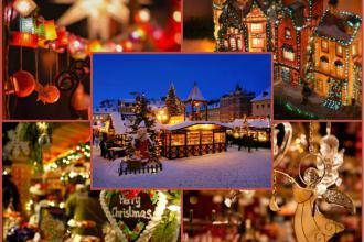 Різдвяні ярмарки Європи: Нюрнберг, Бамберг, Мюнхен та Страсбург !