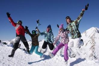 Мій сніжний рай в Словаччині  Міні-вікенд на лижі