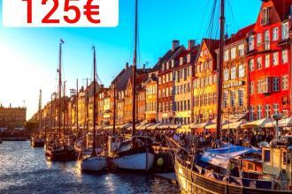 """Казкова Данія та батьківщина всесвітньо відомого казкаря Ганса Крістіана Андерсена в турі """"Бліц Копенгаген"""""""