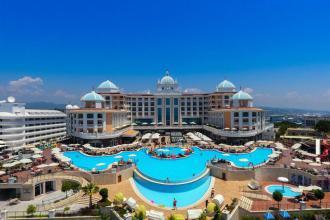 Люксовий готель в Туреччині - Не пропусти ціну- бронюй раніше !