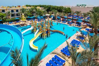 Один з найкращих готелів в Єгипті для відпочинку з дітьми