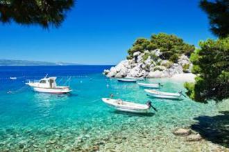 Хорватія на 10 днів! Дивовижне море!