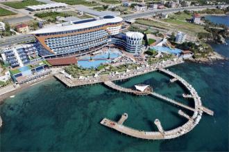 Супер пропозиція на ЛЮКСОВИЙ готель в Туреччині !