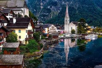«Райський куточок давньої Австрії...» Гальштат, Зальцбург