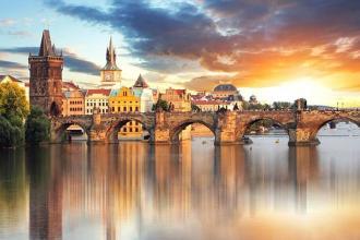 Ульотний вікенд: Краків + Прага + Відень + Будапешт!!!