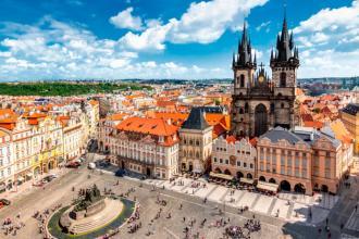 Новий Рік 2019 у Празі! Автобусні тури