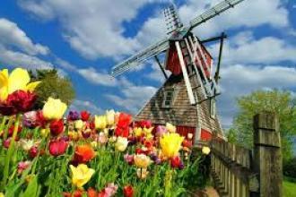 Кекенхоф У 2019 !!! Встигніть потрапити з раннього бронювання !!! Тур для тих, хто дуже хоче в Амстердам!