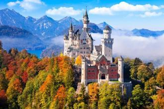 Європейська прогулянка!  Краків, Мюнхен, замок Нойшванштайн і Відень!