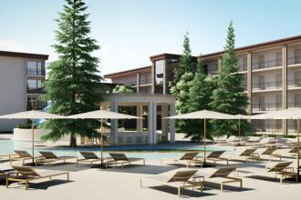 MPM AZURRO новий та ультрасучасний готель в Болгарії! Раннє бронювання на літо 2020, 250 Є за одну особу!!!