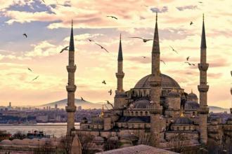 Екскурсійний тур шопінг «Місто на мільйон - Стамбул!»