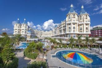Елітний  готель в Туреччині запрошує на відпочинок! Встигніть придбати тур вигідно!