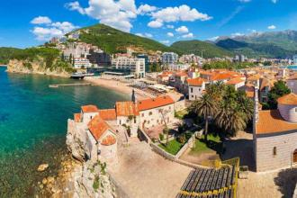 Сучасний готель в Чорногорії без тестів та обмеженнь зі Львова