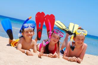 Дитячі канікули в Єгипті