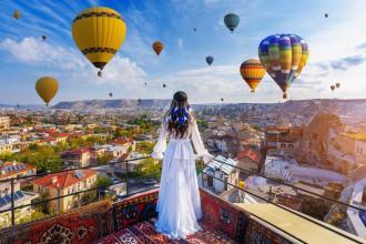 Экскурсійний тур Стамбул + Кападокія