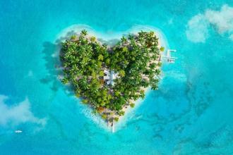 Мрії повинні здійснюватись!  Новий рік на Мальдівах!