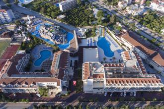 Туреччина!!!! Готель Kemer Dream Hotel 4*