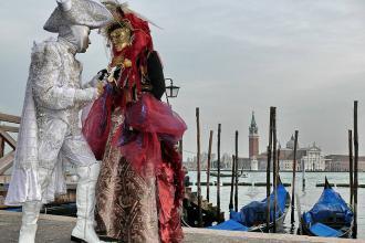 """Карнавал у Венеції """"Ура Венеція"""""""