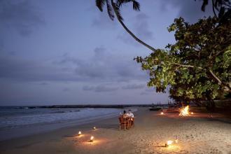 Шрі-Ланка, італійський сервіс в готелі Dickwella Resort & Spa 4*