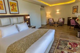 Шок ціна на сімейний преміум готель в Хургаді на 10 ночей !