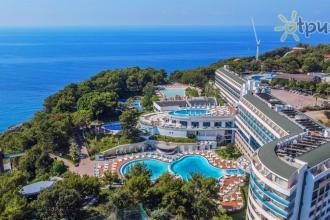 Готель з найбільшим аквпарком в Туреччині (2+2, 920 євро)