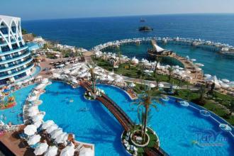 VIP готелі в Туреччині для Вашого ідеального відпочинку