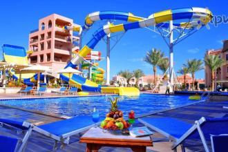 Супер ціна!!!! Albatros Aqua Park Resort 4* (2 дорослих + 2 дітей)