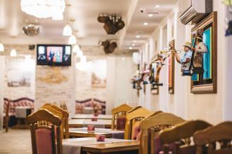 """інтер""""єр, Ресторан """"Мелодія"""" фото #2"""