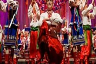 Концерт Національного народного хору України ім. Григорія Верьовки