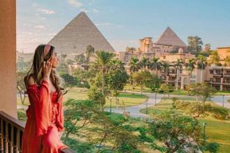 Сонячний Єгипет продовжує дивувати своїми цінами!