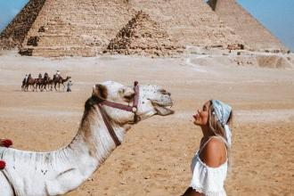 В Єгипті зараз неймовірна погода! Сонечко, море і все включено!