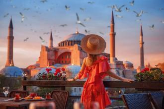На зустріч з мрією - Стамбул!