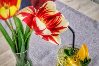 Patio di fiori запрошує освіжитись та відпочити:)