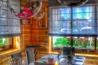 Ресторан Patio di fiori - ідеальний заклад для святкування Дня Народження