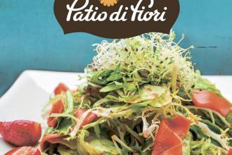 Відчуйте усі смаки літа у новому меню Patio di fiori!