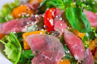Усі смаки середземноморської кухні у ресторані Patio di fiori:)