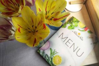 Patio di fiori запрошує спробувати оновлене меню!