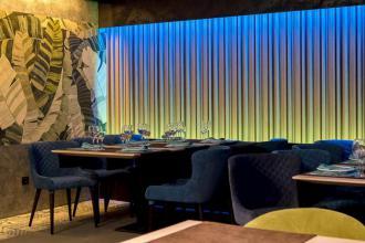 """основний зал, Ресторан """"ZAGOROD"""" фото #9"""