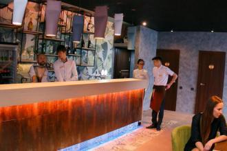 """основний зал, Ресторан """"ZAGOROD"""" фото #11"""