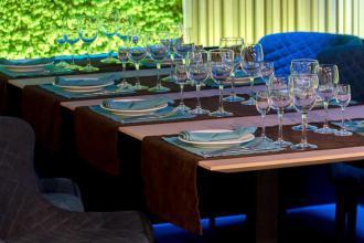 """основний зал, Ресторан """"ZAGOROD"""" фото #3"""