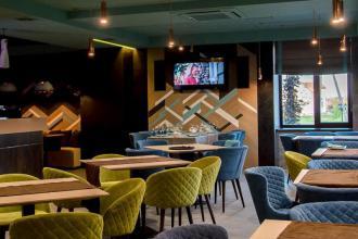 """основний зал, Ресторан """"ZAGOROD"""" фото #5"""