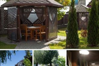 ZAGOROD відкриває для відвідувачів терасу та альтанки