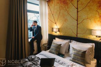 Зупиніться у NOBLE Boutique Hotel