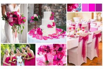Наша палітра кольорів для весільного декору. , Грегорі Кафе фото #3