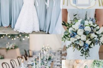 Наша палітра кольорів для весільного декору. , Грегорі Кафе фото #11