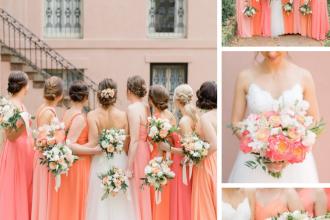 Наша палітра кольорів для весільного декору. , Грегорі Кафе фото #9
