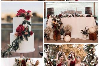 Наша палітра кольорів для весільного декору. , Грегорі Кафе фото #8