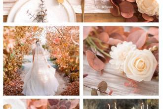 Наша палітра кольорів для весільного декору. , Грегорі Кафе фото #12
