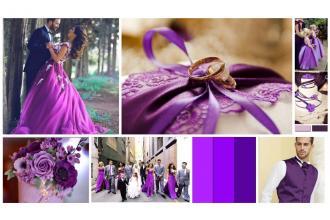 Наша палітра кольорів для весільного декору. , Грегорі Кафе фото #4