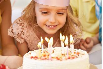 Дитячі дні народження, Грегорі Кафе фото #17