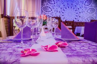 Весілля в кольорі лаванди